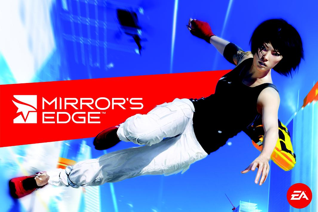 Congrats to the winner of a our game giveaway – Mirror's Edge