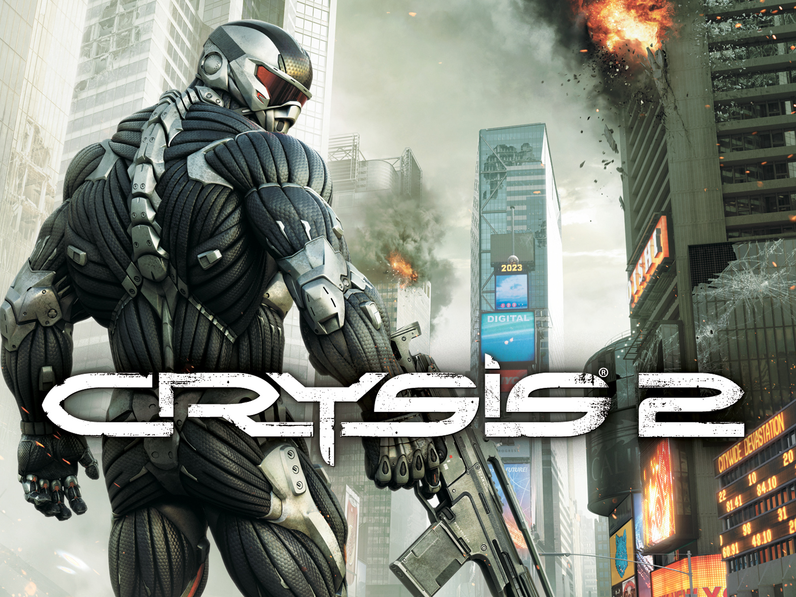 Congrats to the winner of a our game giveaway – Crysis 2
