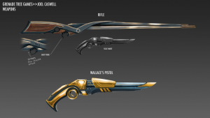 Weapons 2